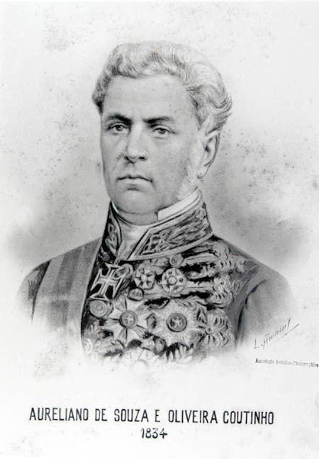 Aureliano Coutinho, Viscount of Sepetiba