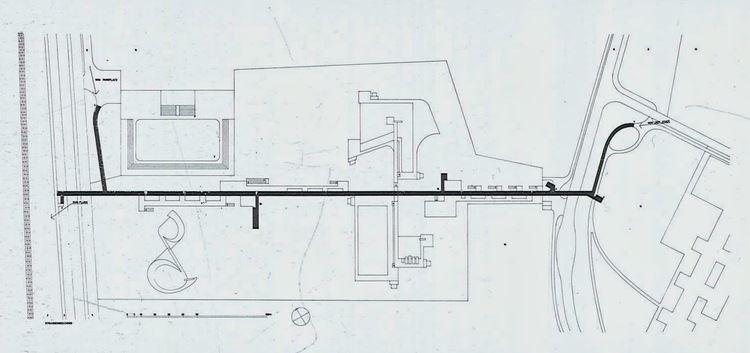 Aurelio Galfetti Hidden Architecture Bellinzona Bathhouse