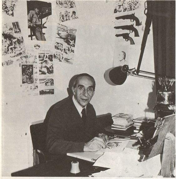 Aurelio Galleppini DISEGNATORI AURELIO GALLEPPINI