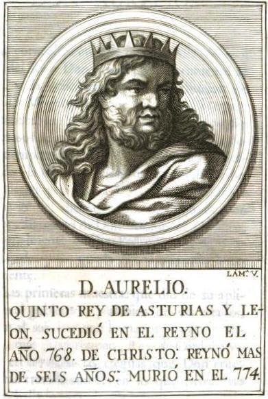 Aurelius of Asturias