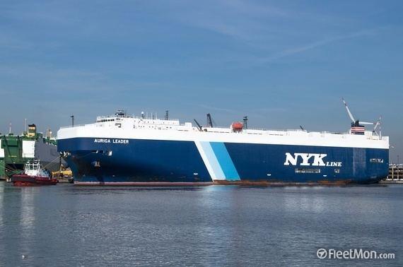 Auriga Leader AURIGA LEADER Vehicle carrier IMO 9402718