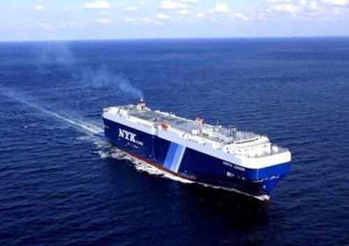 Auriga Leader Auriga Leader The World39s First Partially Propelled Cargo Ship