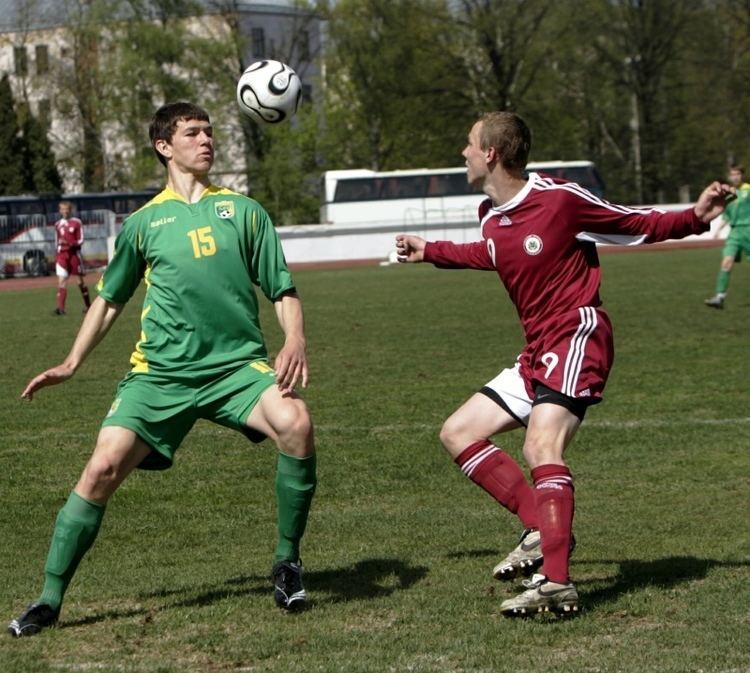 Aurimas Vilkaitis Lithuanias first Aquillotto Aurimas Vilkaitis