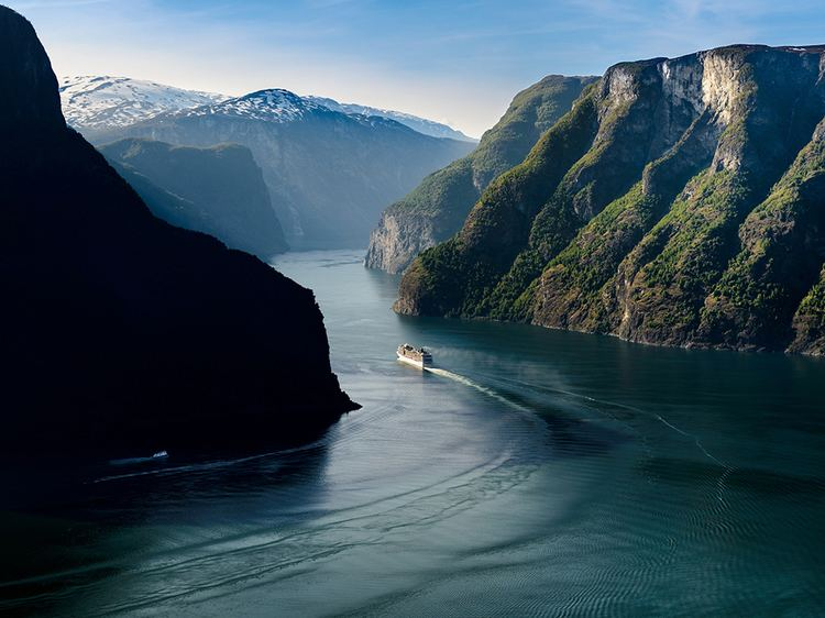 Aurlandsfjord Aurlandsfjord Norway National Geographic Travel Daily Photo