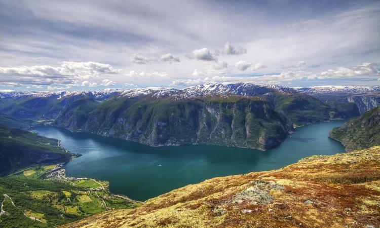 Aurlandsfjord Naeroyfjord amp Aurlandsfjord Trip Planner Secret Earth