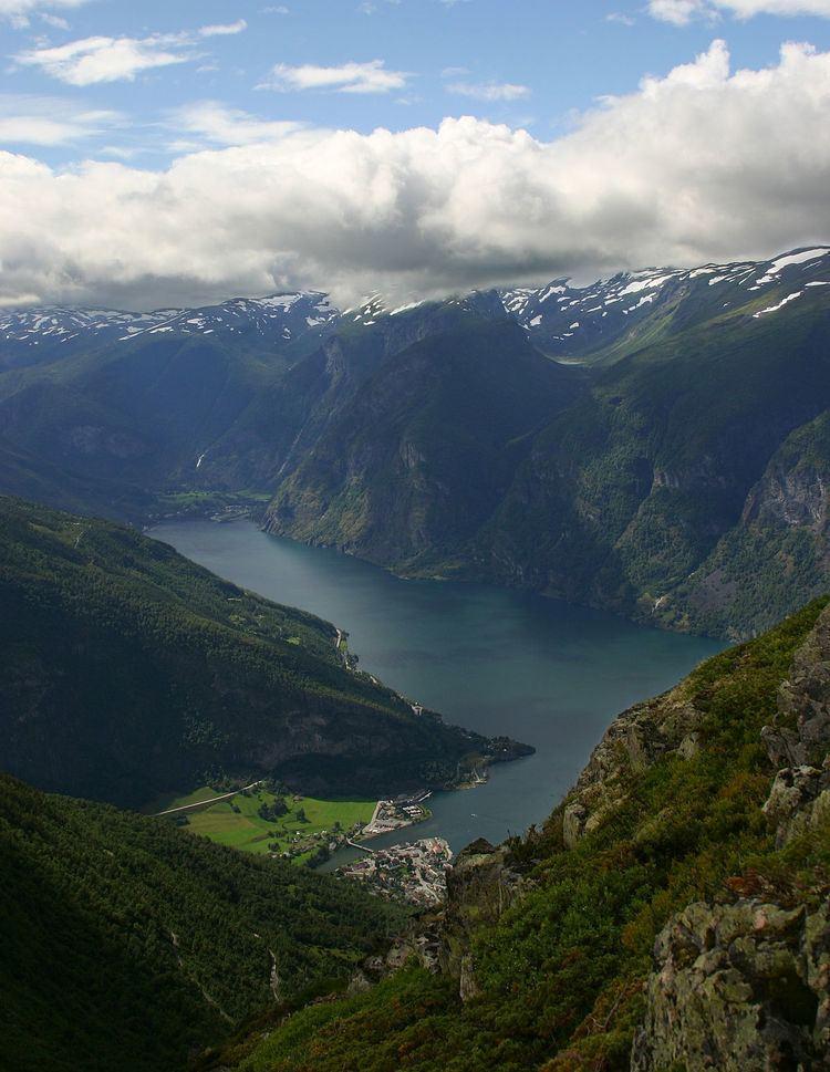 Aurlandsfjord Aurlandsfjord Wikipedia
