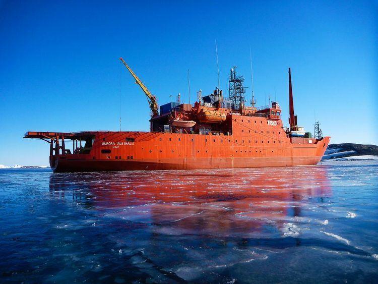 Aurora Australis (icebreaker) wwwantarcticagovaudataassetsimage0010149