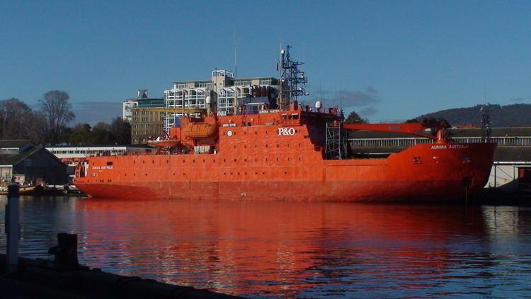 Aurora Australis (icebreaker) FileAurora Australis icebreakerjpg Wikimedia Commons