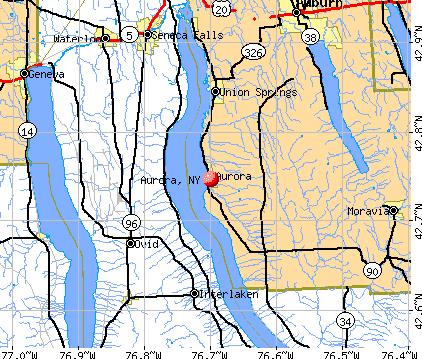 Aurora, Cayuga County, New York Aurora New York NY 13026 profile population maps real estate