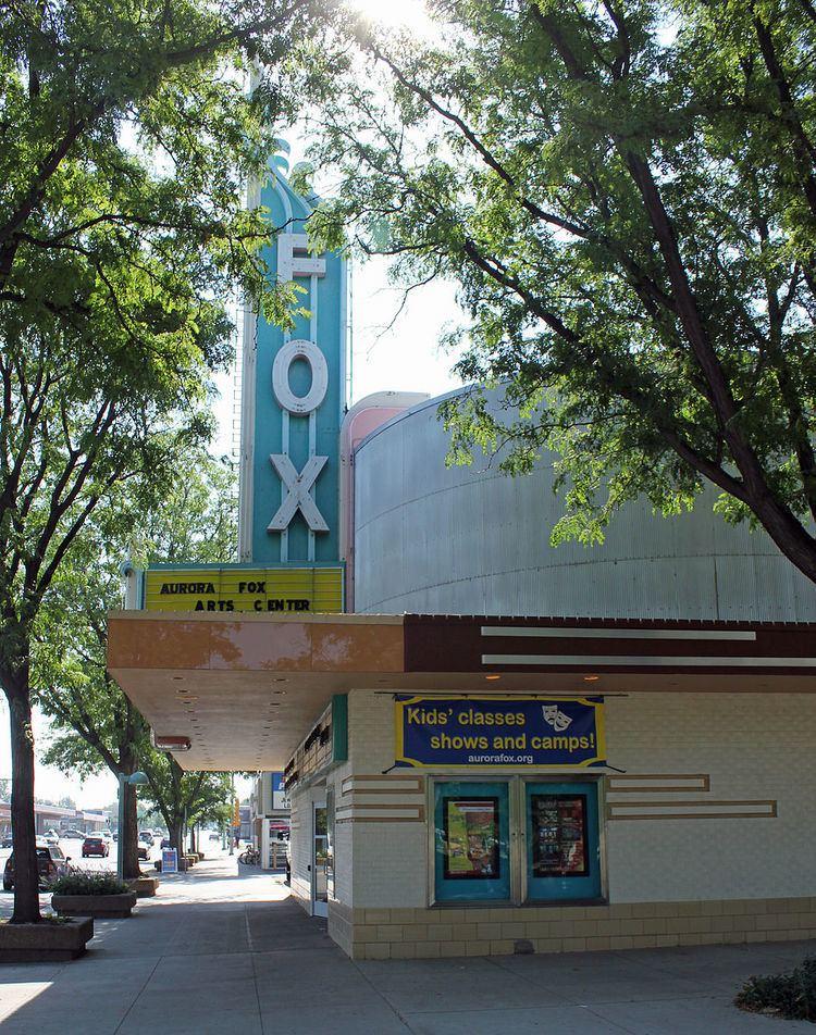 Aurora Fox Arts Center