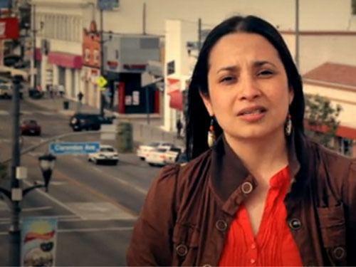 Aurora Guerrero wwwfilmmakermagazinecomnewswpcontentuploads