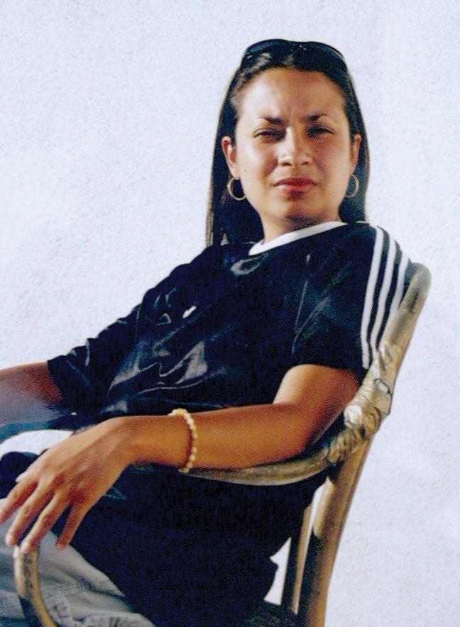 Aurora Guerrero Mosquita y Mari