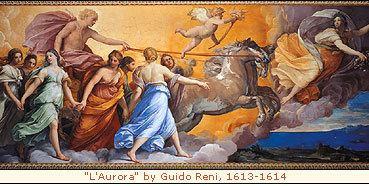 Aurora (Guido Reni) Casino dell39Aurora Pallavicini Roma