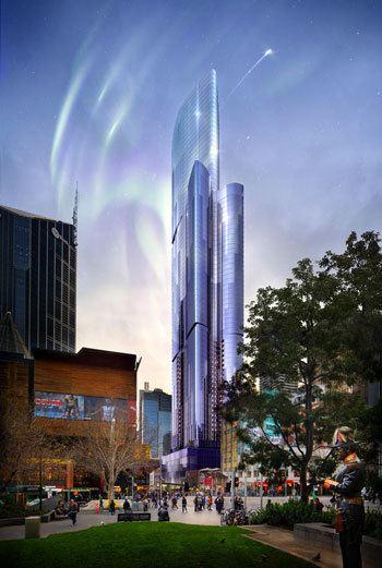 Aurora Melbourne Central Aurora Melbourne Central Receives Green Light Global Tall News