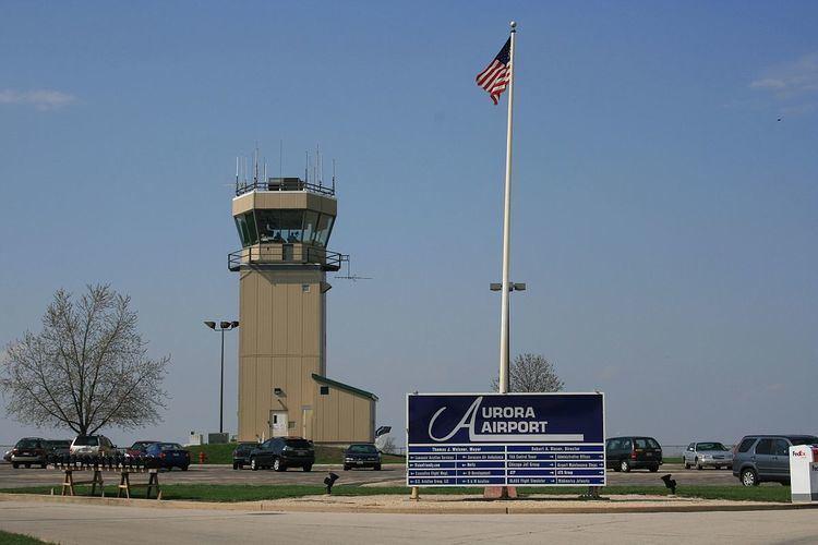 Aurora Municipal Airport