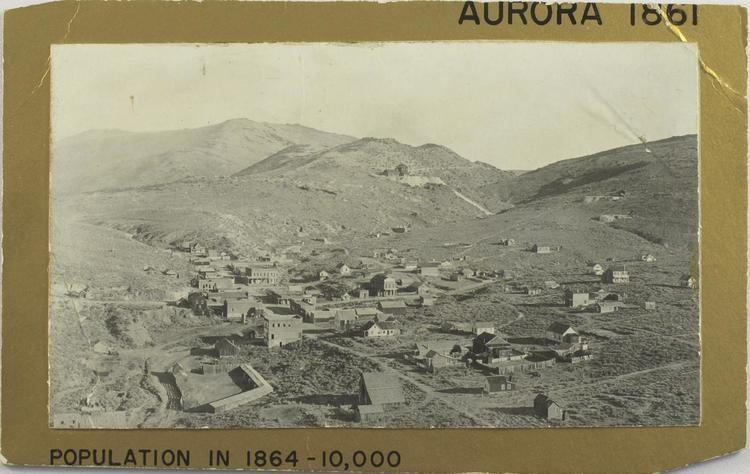 Aurora, Nevada Aurora