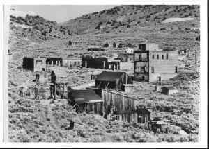 Aurora, Nevada Aurora Nevada Ghost Town