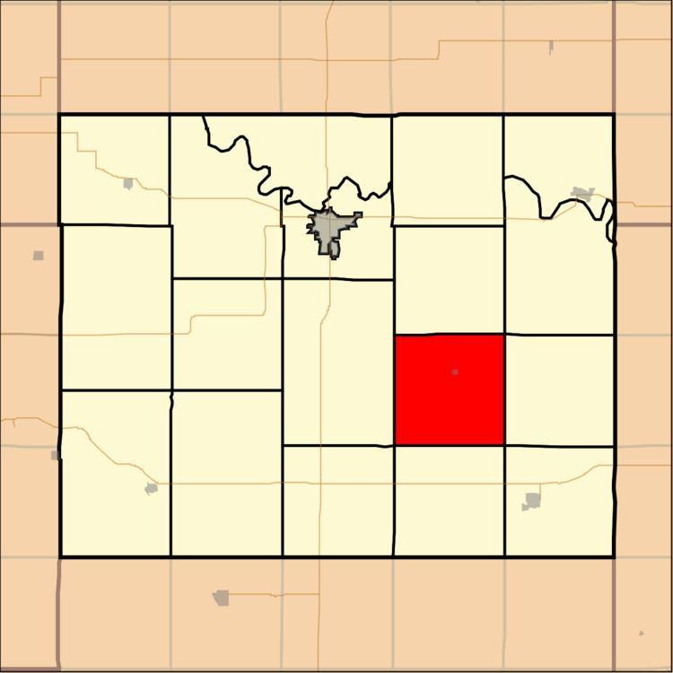 Aurora Township, Cloud County, Kansas