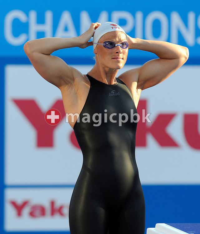 Aurore Mongel 2009 13th Fina World Championships Swimming Sports