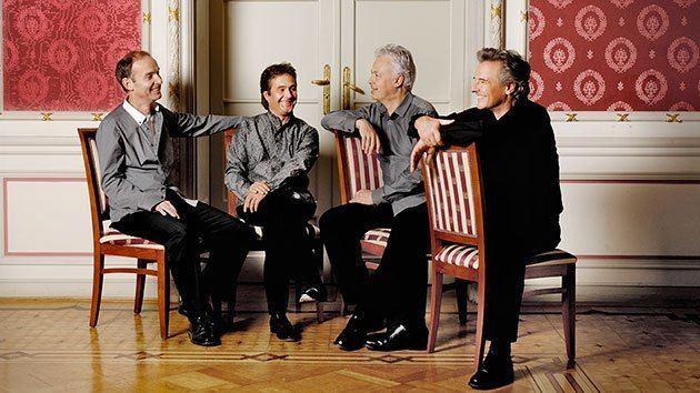 Auryn Quartet Auryn Quartet Brings Beethoven Cycle to Powerful Close San