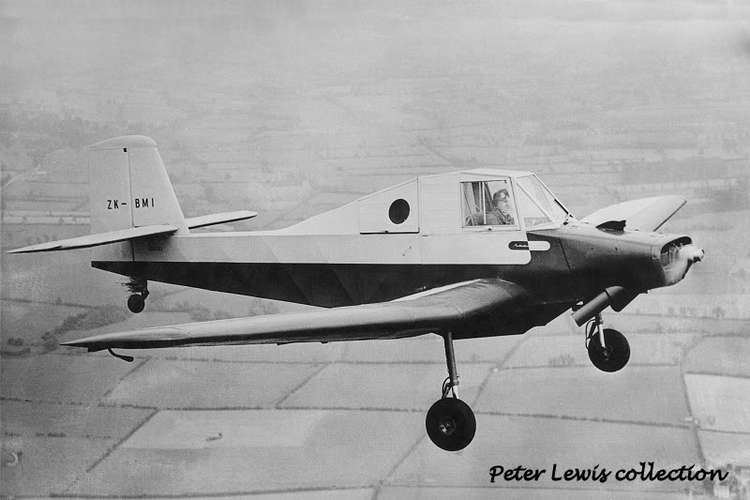 Auster Agricola Agricultural aircraft the Auster Agricola Wings Over New Zealand