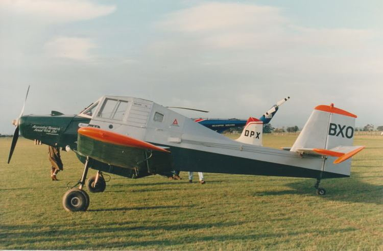 Auster Agricola Auster Agricola Wings Over New Zealand