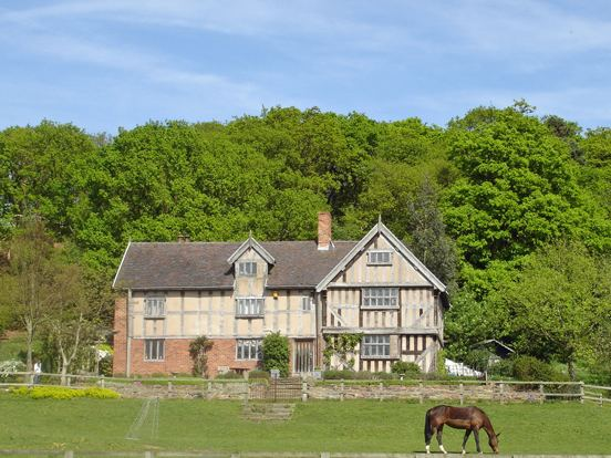 Austerson Old Hall