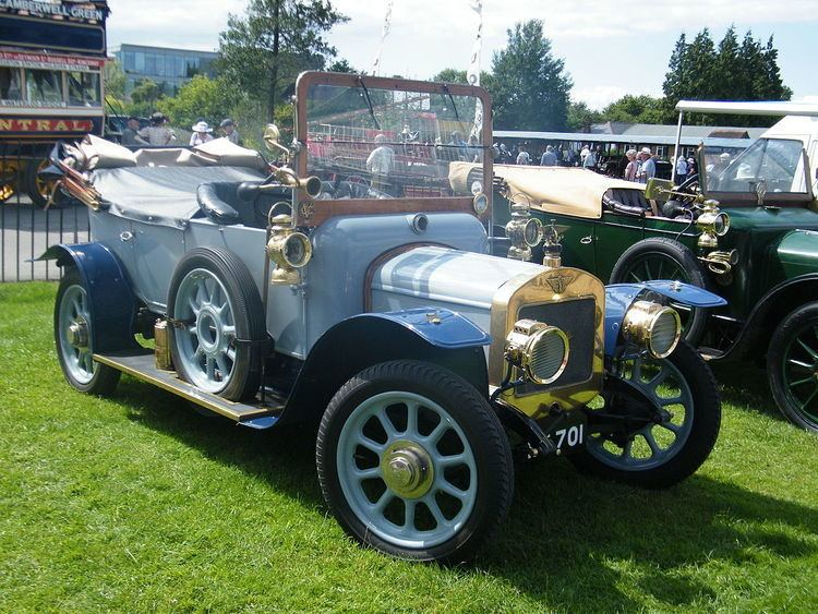 Austin 15 hp