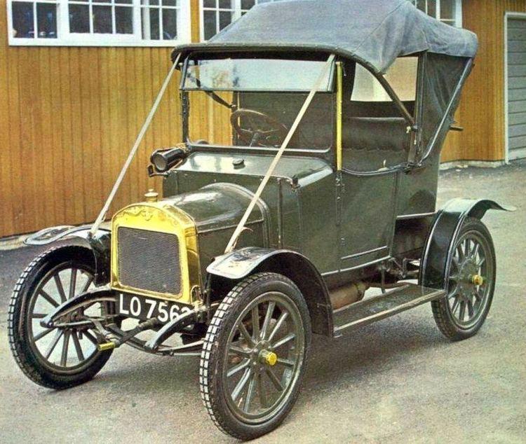 Austin 7 hp