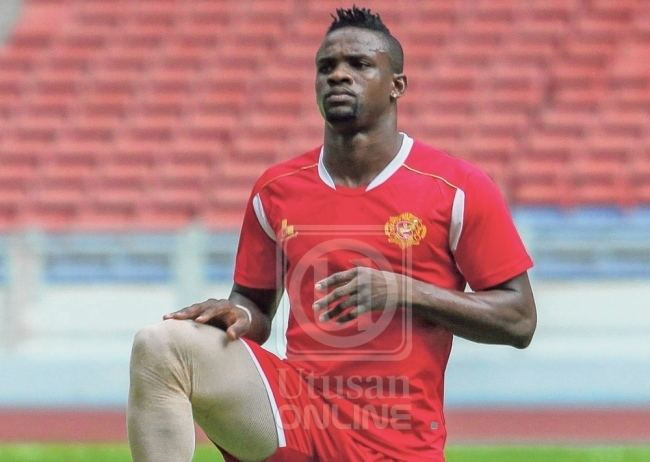 Austin Amutu Amutu sanggup 39menderita39 demi Kelantan Bola Sepak