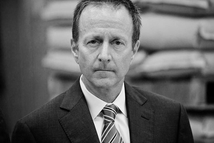 Austin Beutner Los Angeles Times Publisher Austin Beutner is Fired LA