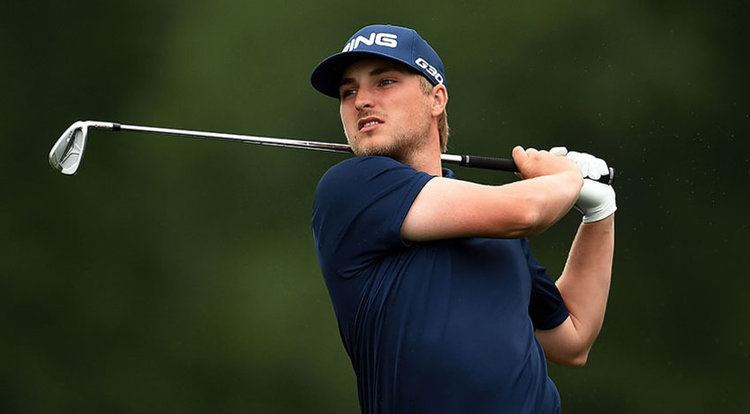 Austin Cook Cook learns under fire at Shell Houston Open