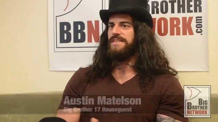 Austin Matelson Austin Matelson Big Brother 17 Houseguest Interview