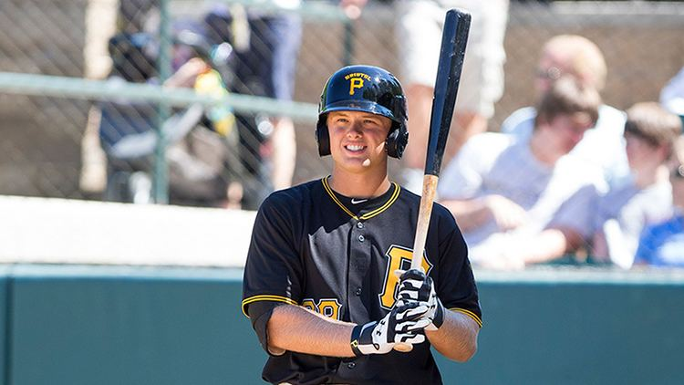 Austin Meadows Pittsburgh Pirates prospect Austin Meadows excels in full