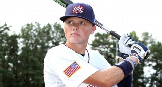 Austin Meadows MLB Draft Pittsburgh Pirates Select Austin Meadows 9th