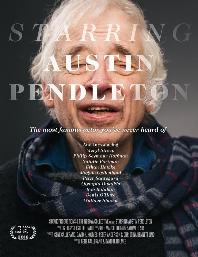 Austin Pendleton STARRING AUSTIN PENDLETON filmmakers expose truths of character