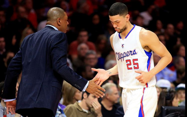Austin Rivers Austin Rivers sees opportunity in playing for Clippers
