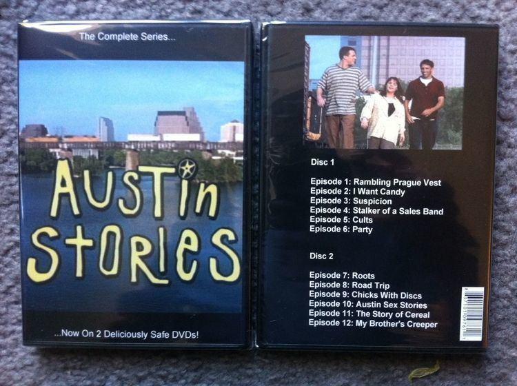 Austin Stories Austin Stories DVD Howard Kremer