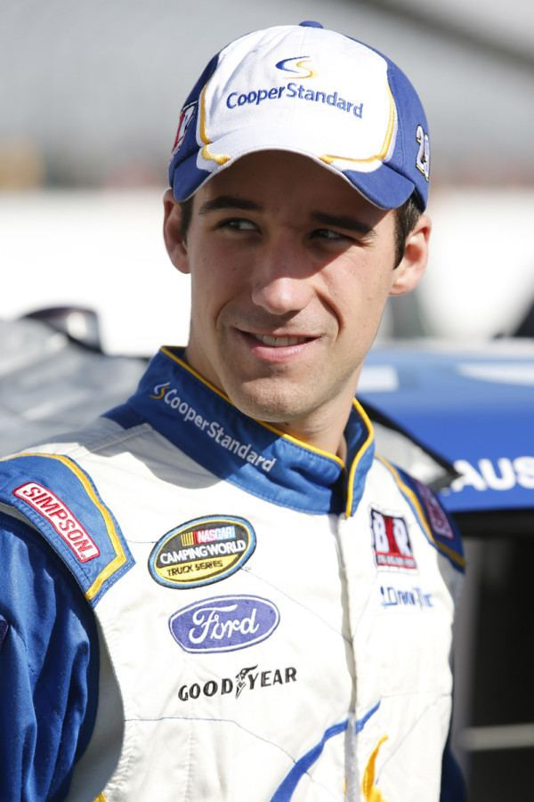 Austin Theriault Fort Kent driver lands ride for NASCAR truck race in Daytona