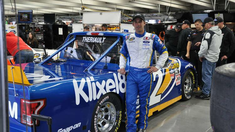 Austin Theriault Austin Theriault The Business Of Becoming A NASCAR Superstar