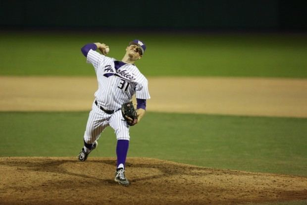 Austin Voth Washington Huskies Baseball Voth Drafted By Nationals