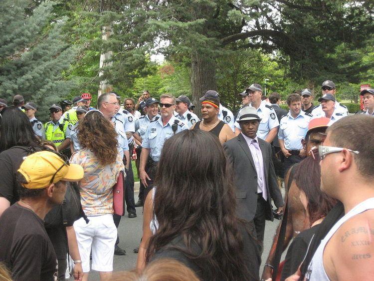 Australia Day 2012 protests