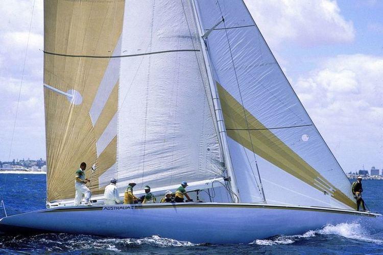 Australia II Dutchman claims Australia II keel design ABC News Australian