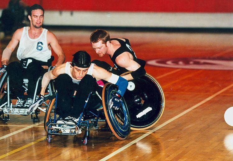 Australia national wheelchair rugby team