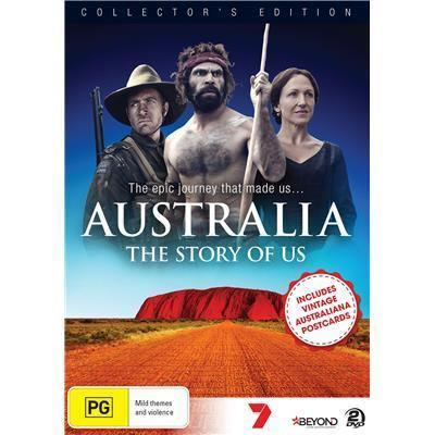 Australia: The Story of Us httpswwwjbhificomauFileLibraryProductResou