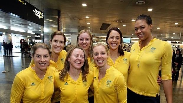 Australia women's national basketball team Australia women39s national basketball team