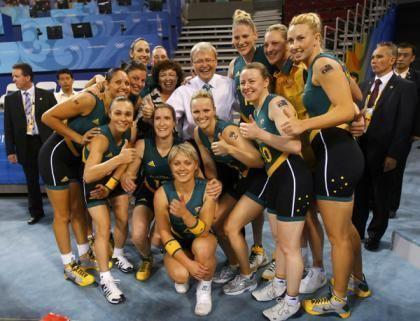 Australia women's national basketball team The Womans Australian Basketball Team Amazing players hope to be