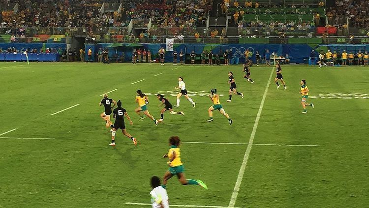 Australia women's national rugby sevens team