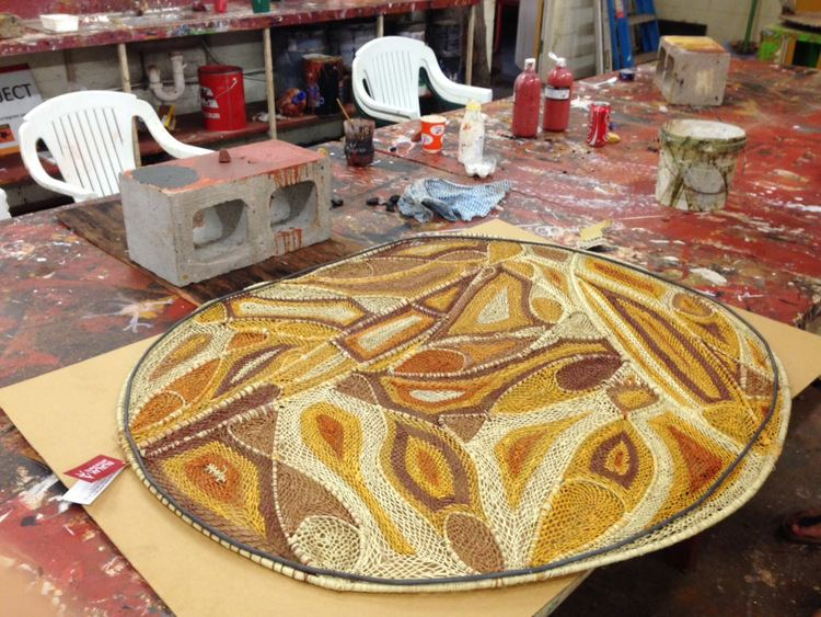 Australian Aboriginal fibre sculpture