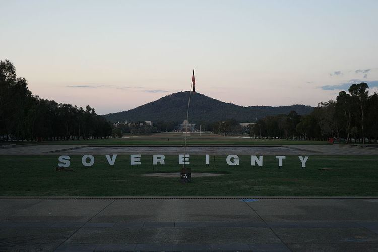 Australian Aboriginal Sovereignty